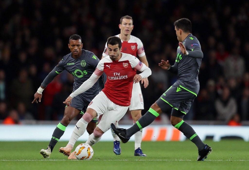 Fan Arsenal chỉ trích Mkhitaryan - Bóng Đá