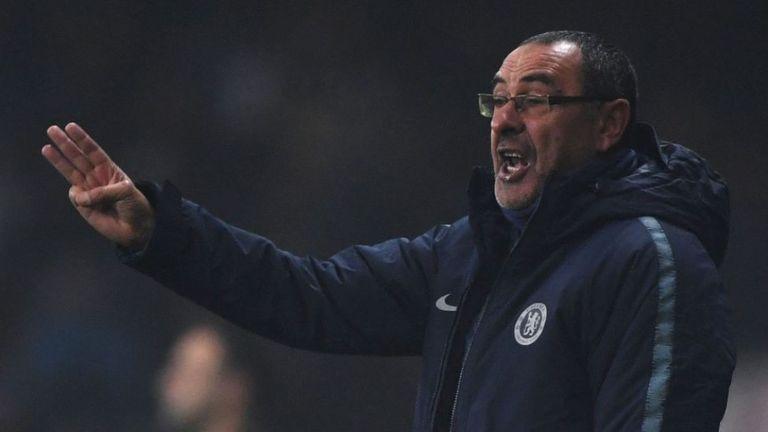 Sarri chỉ trích Chelsea - Bóng Đá