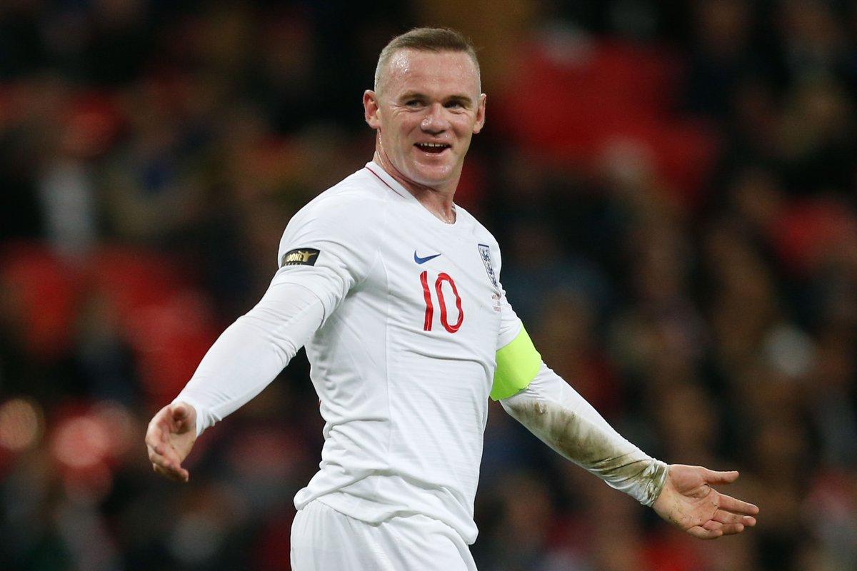 Đã rõ lý do Rooney không đá chính - Bóng Đá