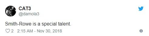 Fan Arsenal khen Rowe - Bóng Đá