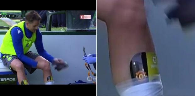 Januzaj mang băng chân MU - Bóng Đá