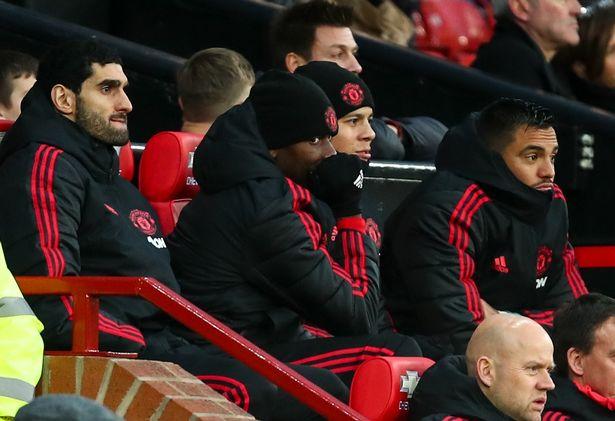 Phản ứng của Pogba khi Mourinho tung McTominay vào sân - Bóng Đá