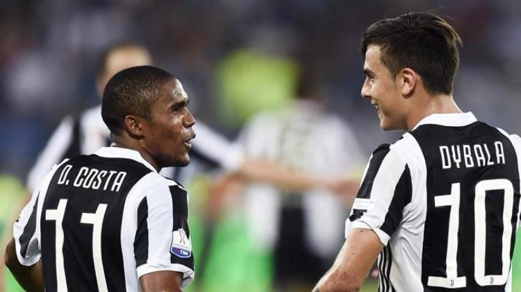 Juve đổi Dybala + Costa lấy Pogba - Bóng Đá