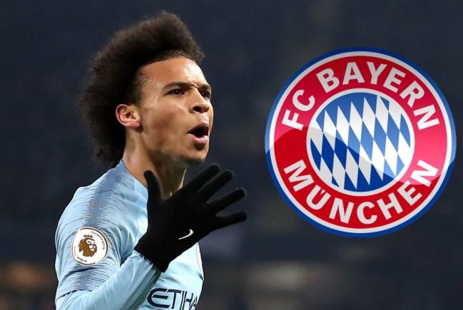 Sane stays silent on Bayern Munich rumours - Bóng Đá