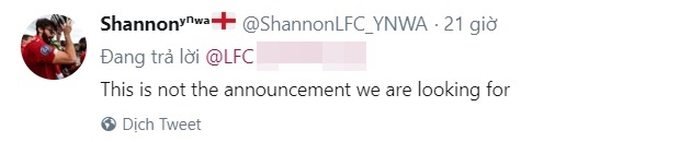 """""""Really? FFS!"""" – Liverpool fans react to club announcement of confirmed deal - Bóng Đá"""