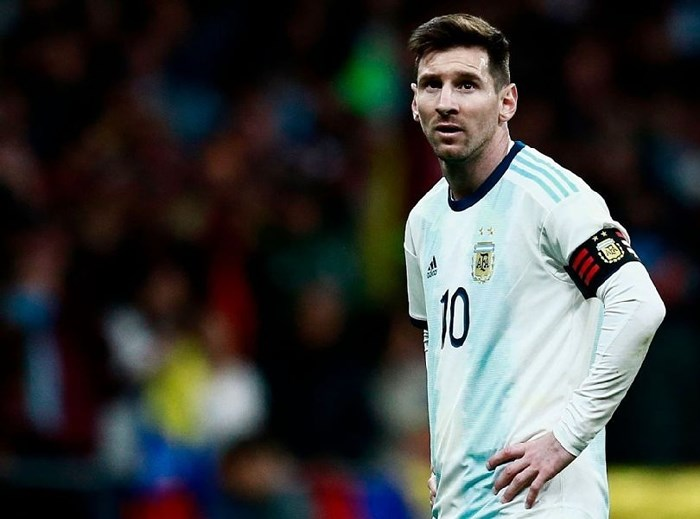 Messi gets WC qualifier ban for Copa red card - Bóng Đá