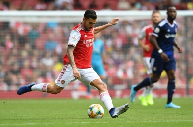 'He's too good for us!' Arsenal fans astonished by Dani Ceballos debut - Bóng Đá