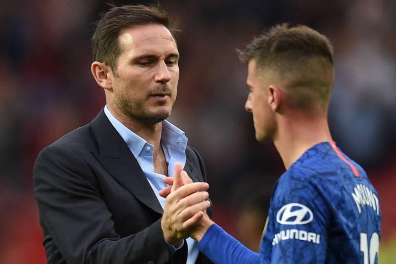 Frank Lampard responds to Jose Mourinho criticism after Manchester United thrashing - Bóng Đá