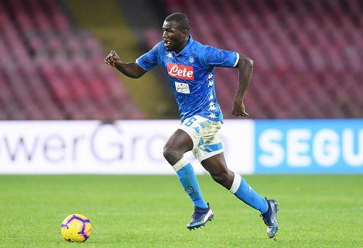 United 'made £82m bid' for Koulibaly - Bóng Đá