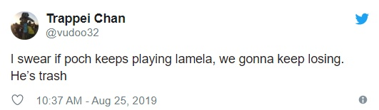 Tottenham Hotspur fans react to Erik Lamela's performance - Bóng Đá