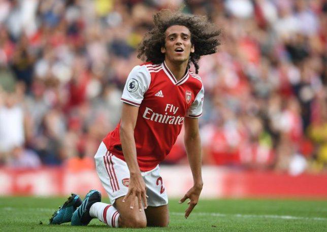 Jose Mourinho urges Arsenal midfielder Matteo Guendouzi to be more adventurous in possession  - Bóng Đá