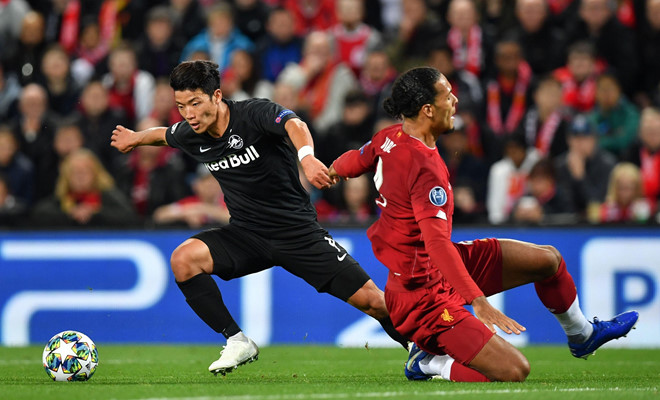 'We can do better' - Van Dijk says Liverpool performance shows 'obvious' need for improvement - Bóng Đá