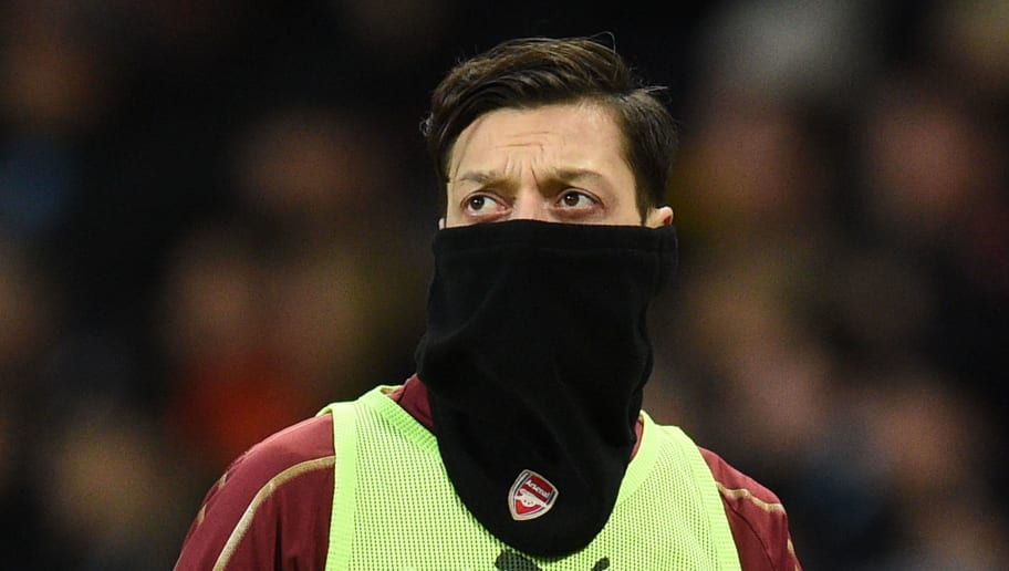 'We'd have him around the throat': Arsenal legend launches attack on Ozil - Keown - Bóng Đá