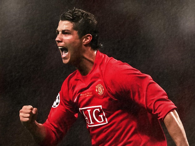 'Get the ball to Cristiano' - Giggs reveals how Ronaldo went from diver to Man Utd match-winner - Bóng Đá