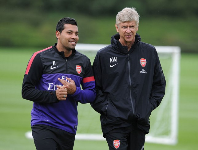 Andre Santos hits out at Arsenal's mentality under Arsene Wenger   - Bóng Đá
