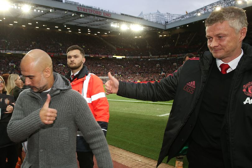 Pep Guardiola responds to Ole Gunnar Solskjaer claim Manchester United are bigger than Man City - Bóng Đá