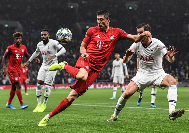 8 thống kê Lewandowski - Bóng Đá