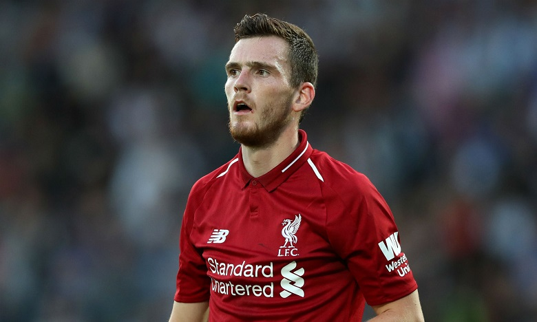 Why Jurgen Klopp benched Andy Robertson for Liverpool's Premier League clash with Watford   - Bóng Đá