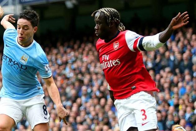 Adebayor, Nasri… Seven Arsenal stars who jumped ship to Manchester City - Bóng Đá