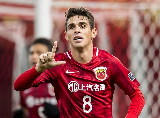 Oscar, Hulk and Fellaini among stars who could become available with Chinese Super League facing exodus over salary cap - Bóng Đá