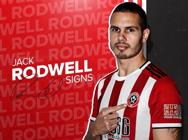 OFFICIAL: Rodwell joins Sheffield - Bóng Đá