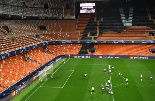 Sau trận Atalanta - Valencia - Bóng Đá