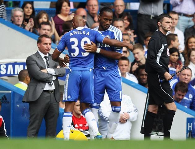 Scolari explains how clashing with Drogba & Anelka led to his Chelsea downfall - Bóng Đá