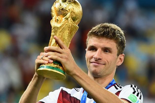 FIFA World Cup all time top scorers - Bóng Đá