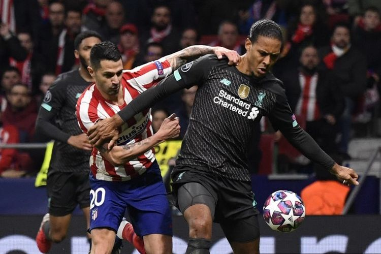Liverpool-Atletico Madrid UCL tie played a role in rise - chief doctor - Bóng Đá
