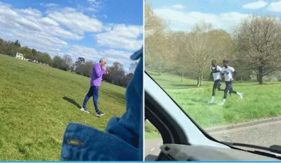 Tottenham boss Mourinho apologises for outdoor workout in UK lockdown - Bóng Đá