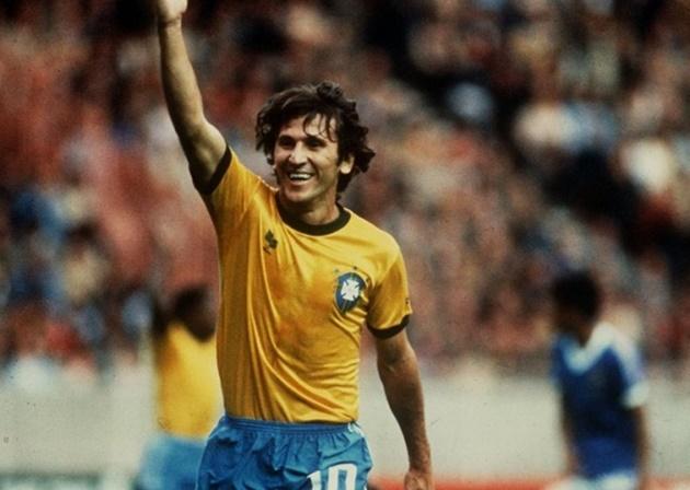 Top 9 Brazil's all-time topscorers - Bóng Đá