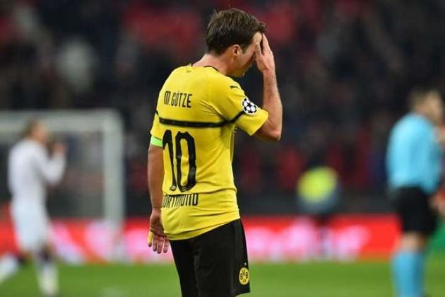 Gotze dancing in leopard-print dress with stunning wife Ann-Kathrin Brommel was final nail in coffin for Dortmund career - Bóng Đá