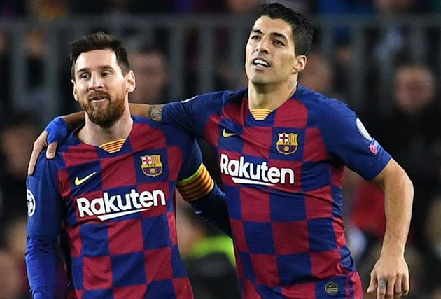 Barcelona's Messi will be fit for La Liga restart - coach Setien - Bóng Đá