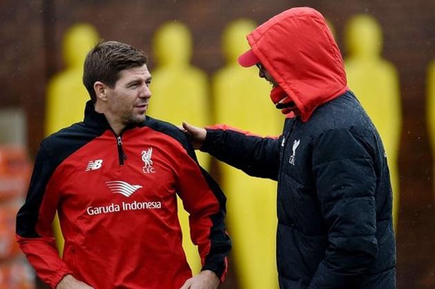 Liverpool boss Jurgen Klopp responds to special Steven Gerrard request - Bóng Đá
