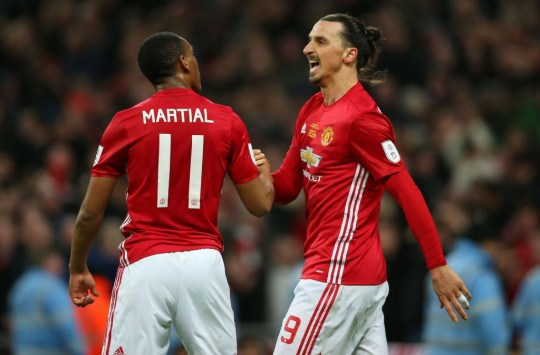 Patrice Evra says Manchester United 'let down' Anthony Martial by giving his No.9 shirt to Zlatan Ibrahimovic   - Bóng Đá