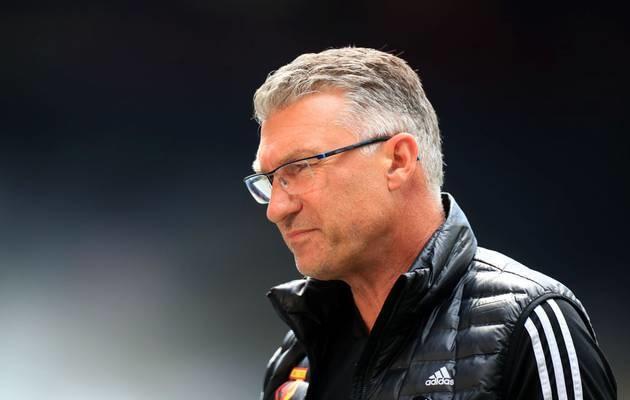 Watford sacks Nigel Pearson - Bóng Đá