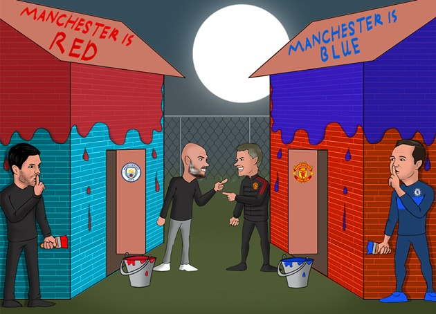 Ảnh chế MU thua Chelsea - Bóng Đá