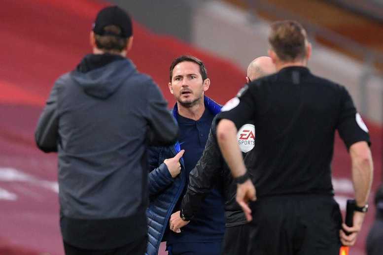 Liverpool's Klopp responds to Lampard 'arrogant claims: He needs to learn - Bóng Đá