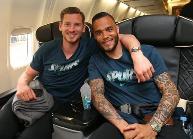 Vertonghen and Vorm leave Tottenham - Bóng Đá