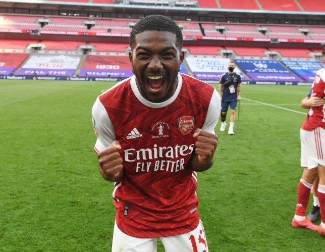 Arsenal board overrule Mikel Arteta after disagreement over Ainsley Maitland-Niles   - Bóng Đá