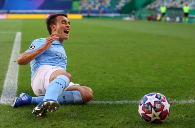 Eric Garcia breaks silence on Man City contract talks after Champions League exit - Bóng Đá