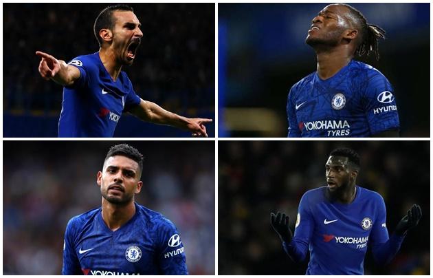 Chelsea to cash in on Emerson, Davide Zappacosta, Michy Batshuayi & Tiemoue Bakayoko after signing Ben Chilwell    - Bóng Đá