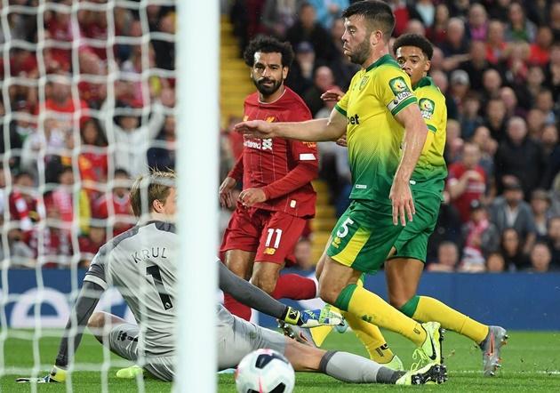 MW1 stats: Salah aims to match Sheringham feat - Bóng Đá
