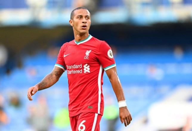 'Klopp xứng nhận huy chương vì thuyết phục được Thiago đến Liverpool' | Bóng Đá