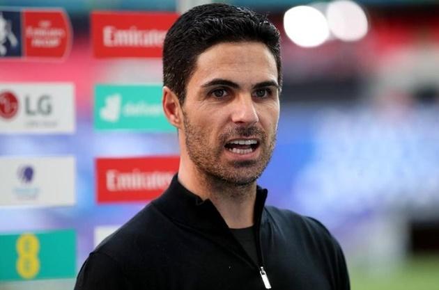 Arteta on playing Guardiola's Man City in Carabao Cup quarter-finals - Bóng Đá