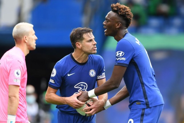 Frank Lampard 'dealt with' Tammy Abraham in Chelsea dressing room after penalty taker row    - Bóng Đá