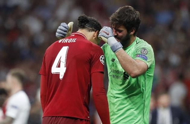 True impact of Virgil Van Dijk missing season revealed with Liverpool win rate plummeting and goals against soaring - Bóng Đá