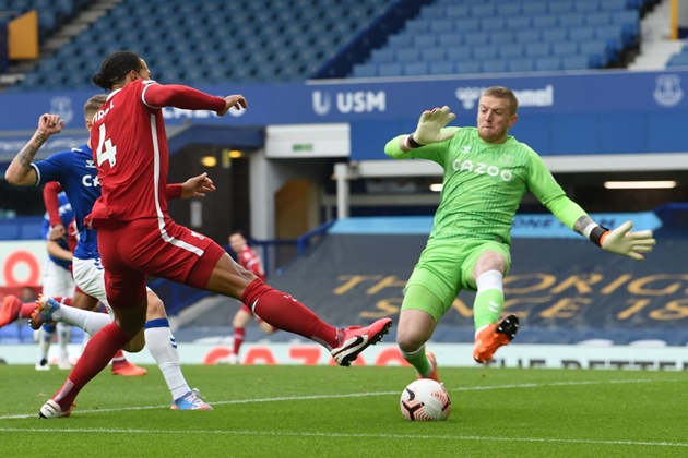 'Half the city hate him' – Exclusive: Phillips worried about fragile Pickford - Bóng Đá