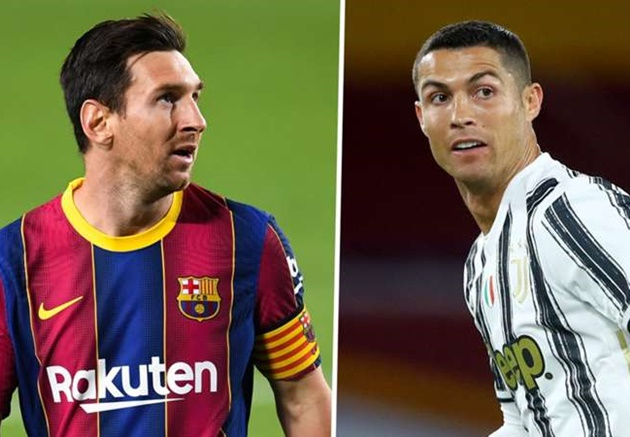 Maradona: Messi & Ronaldo are a cut above – no one will achieve half of what they've done - Bóng Đá