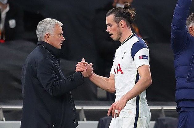 'He made a difference at that club': Jose Mourinho defends Gareth Bale's Real Madrid career - Bóng Đá